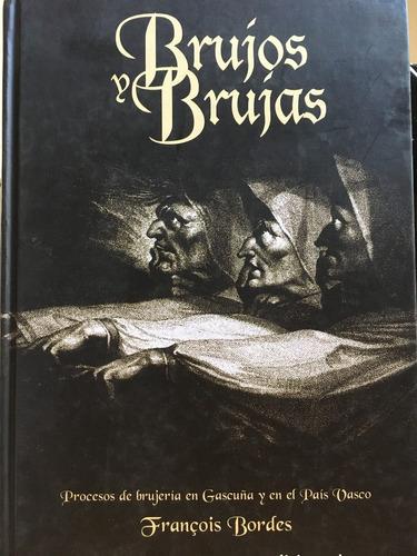 brujos y brujas (en papel)  françois bordes