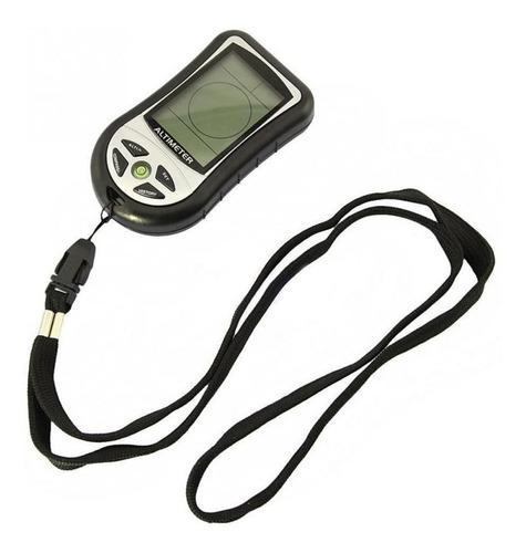 brujula altimetro barometro termometro digital 8 en 1