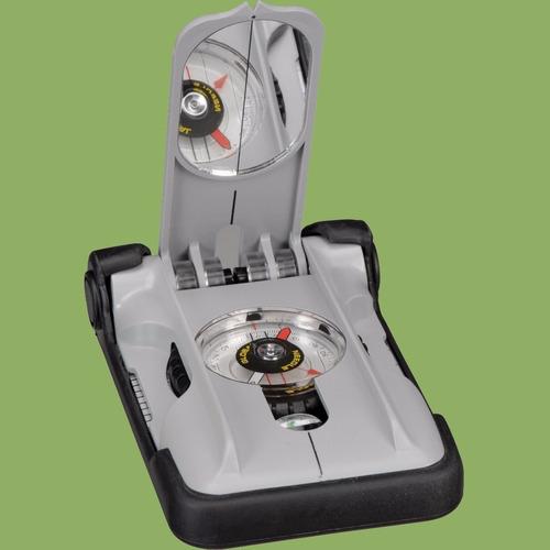 brujula brunton f-truarc20-k metal con clinómetro