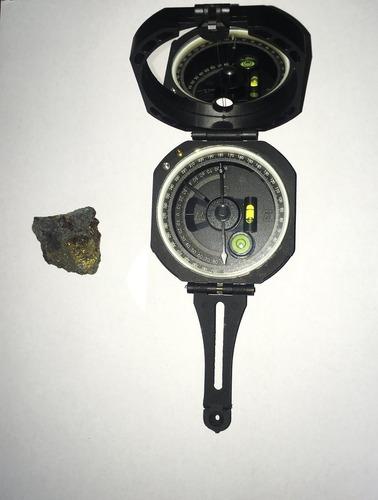 brújula profesional geológica rumbo/manteo  - fyg max
