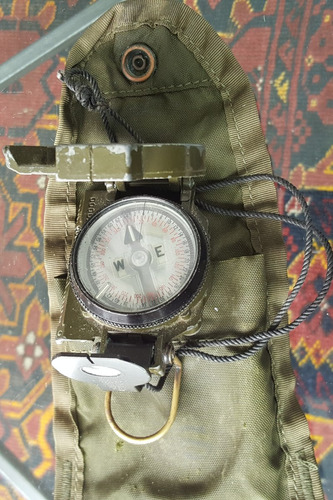 brujula vintage stocker & yale usa