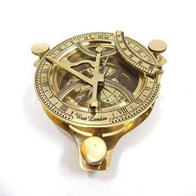 3a8d9f185320 India Overseas Trading Corp 4.5 Brújula De Reloj De Sol De