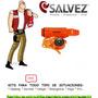Salvez - Silbato 5 En 1 - Camping - Survival - Emergencia