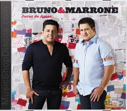 novo cd do bruno e marrone juras de amor