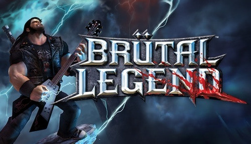 brutal legend para pc barato (steam key, envío gratis)