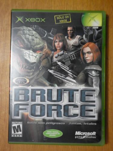 brute force para x-box