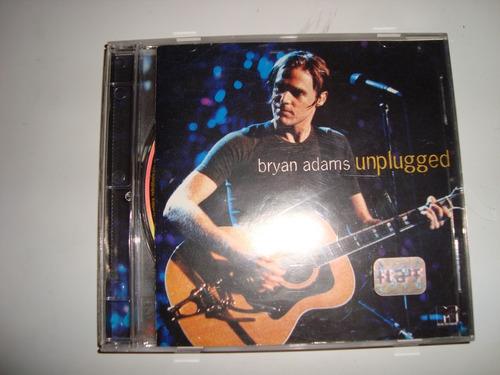 bryan adams unplugged cd- en caballito