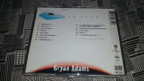 bryan adams - unplugged mtv