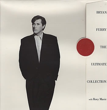 bryan ferry  the ultimate collection with roxy music   cd
