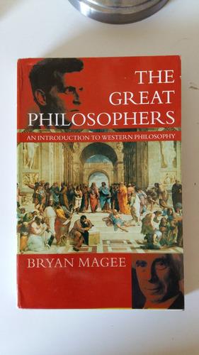 bryan magee - the great philosophers (en inglés)