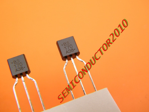 bs170 mosfet n-channel 60v 50ma to-92
