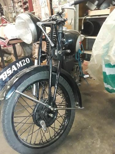 bsa m20 dr 1938