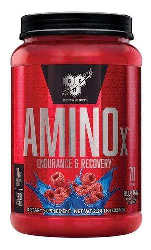 bsn amino x 2.23lb - 70 servicios