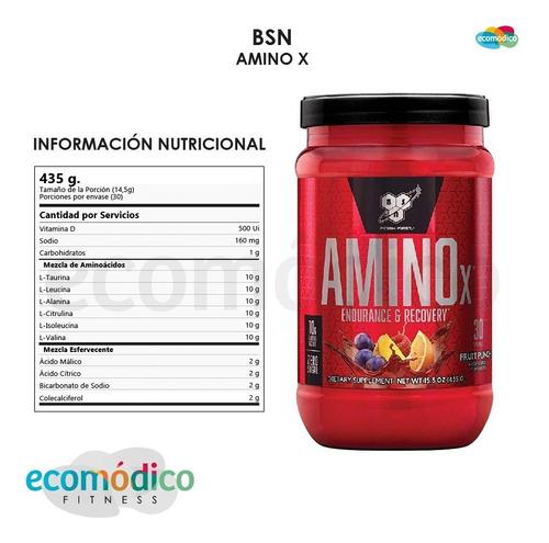 bsn syntha 6 2,9lb + amino x x 435 gr