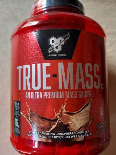bsn true mass - 5,82 lb