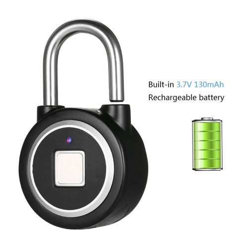 bt fingerprint inteligente keyless bloqueio  prova d