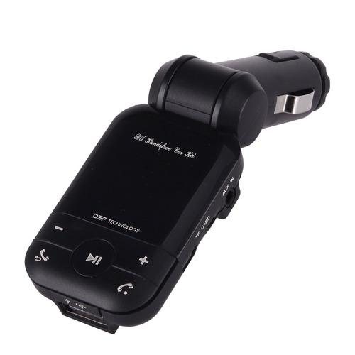 bt26 bluetooth 3.0 kit libre para vehiculo transmisor fm