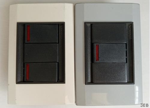 bticino legrand interruptor apagador threeway 3 vías 3 pack