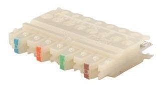 bticino módulo 110 sin soporte (100cp) - regleta tipo 110
