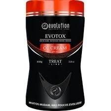btox capilar evotox, pós química & blindagem termica 1k