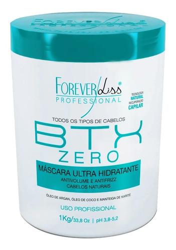 btox zero forever liss sem formol cabelo crespo hidrata 1kg