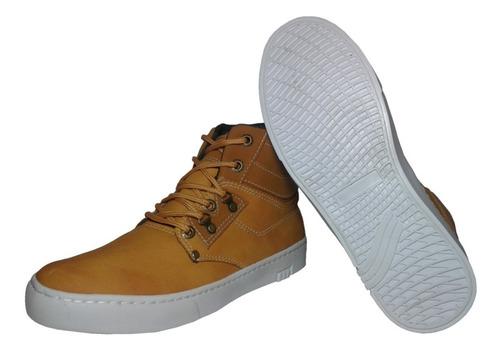 btp calzado botin caballero tipo timberlan colección 2019