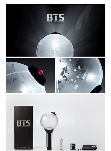 bts army light stick ver 2 original kpop