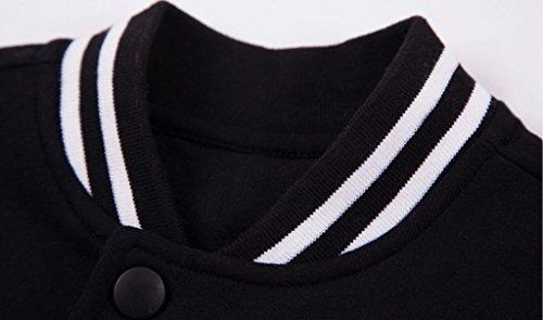 bts chaqueta de béisbol uniforme bangtan niños suga jin xxl