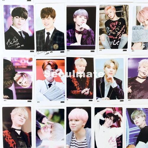 bts - jimin [photocards set]