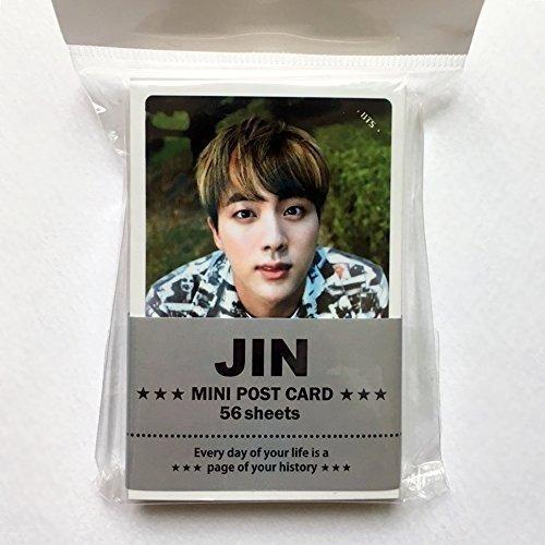 bts - jin [photocards set]