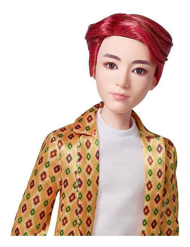 bts - jung kook - muñeco - mattel