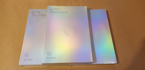 bts love yourself answer cd doble elija versión envío hoy!!!