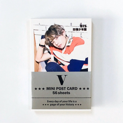 bts - v [photocards set]
