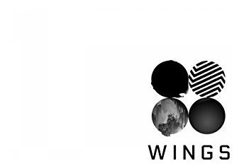 bts-[ wings ] (vol.2) 2nd album random ver.- envío gratis