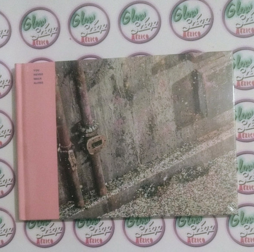 bts - wings - you never walk alone ver. right album kpop
