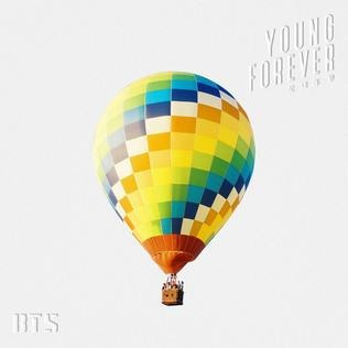 bts young forever (versiones: night o day) kpop album