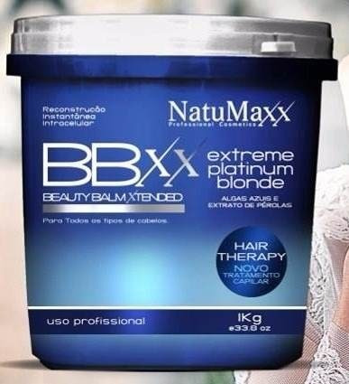 btx capilar natumaxx matizador 01 kg