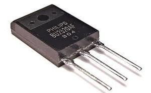 bu2520 bu2520af bu 2520 bu-2520 transistor npn horizontal