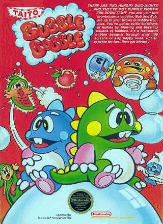 bubble bobble (completo) - nes