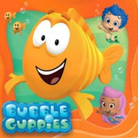 bubble guppies de  fiesta