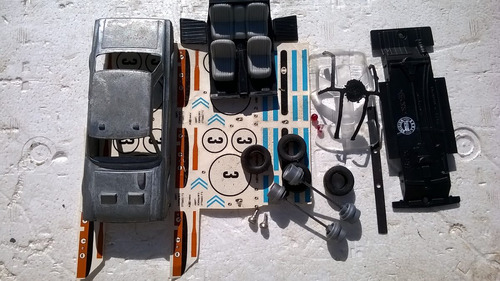 buby 1/43 kit original torino nurburgring  e/ estuche