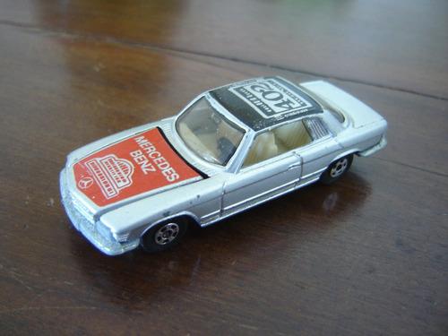 buby mercedes benz 450 slc