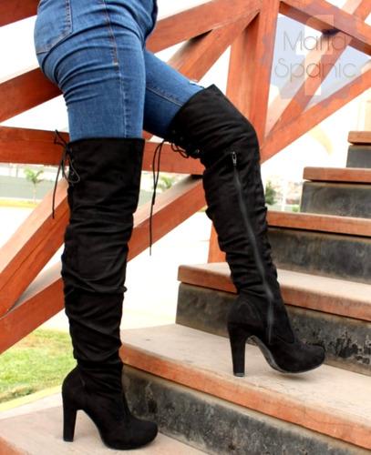 bucaneras de mujer zapatos botines botas consulta antes