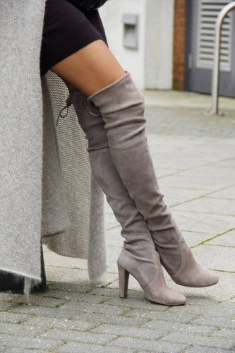 bucaneras mujer/ botas gamuza/ detalle y por mayor/