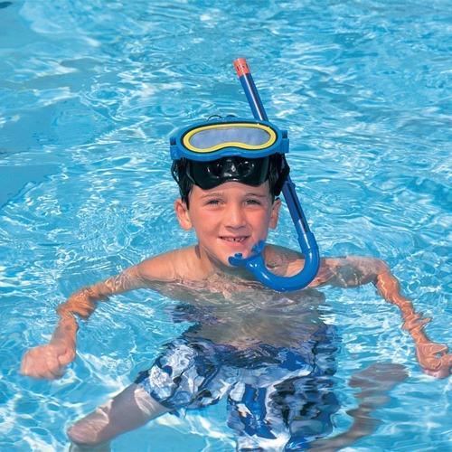 Buceo chapaletas careta snorkel playa piscina natacion s for Aletas natacion piscina