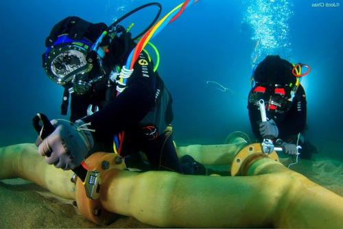buceo industrial y recreativo