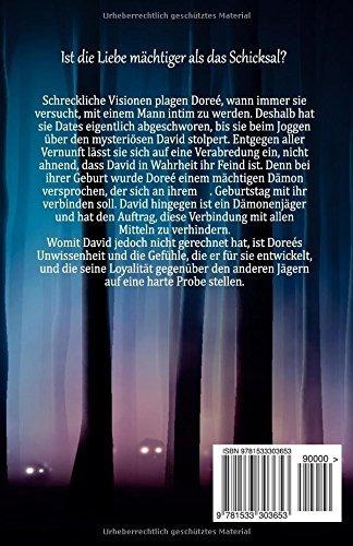 buch : damonenkuss - gefahrliches verlangen  - millman, c...