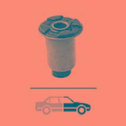 bucha bandeja suspensao dianteira siena 1998 a 2003 1302
