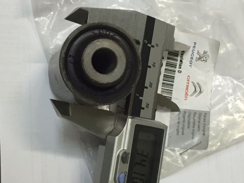 bucha coxim inferior tras motor 34mm 408 307 308 original