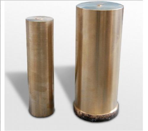 bucha de bronze centrifugado - nf + certificado - preço/kg